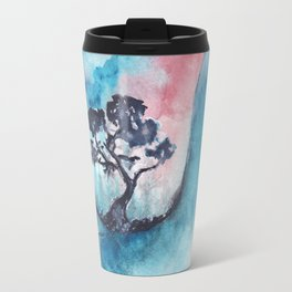 Abstract nature 02 Travel Mug