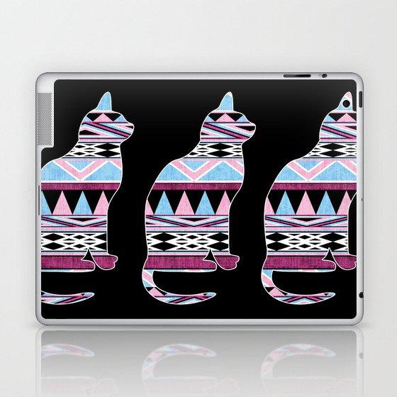Fun & Fancy Kitty. Laptop & iPad Skin