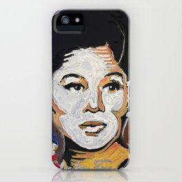 Our Lady of Size 8 1/2 iPhone Case