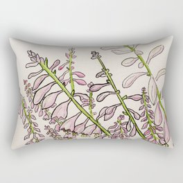 Blooming marvelous Rectangular Pillow