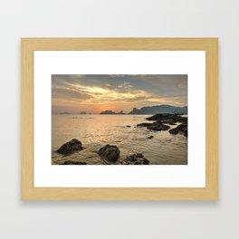 Shinedown Framed Art Print