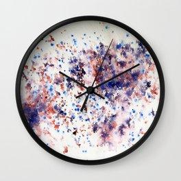 Jasmine Garden Wall Clock