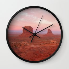 Monumental View Wall Clock