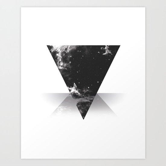 Star Fall Art Print