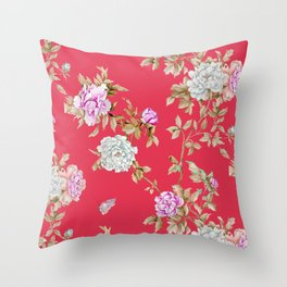 beatriz 5 Throw Pillow