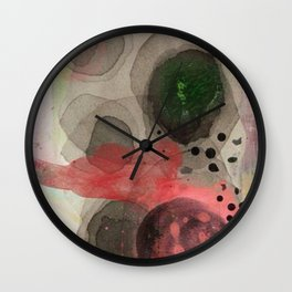 Synchrony of nuances. Point of evermore. Wall Clock