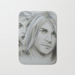 'Kurt & Courtney' Bath Mat