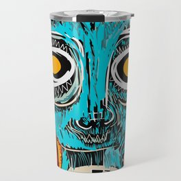 Blue Devil Travel Mug