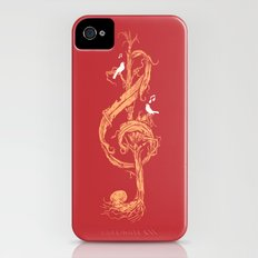 Natural Melody iPhone (4, 4s) Slim Case
