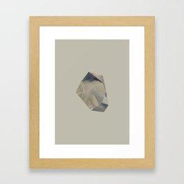 Desert Storm Framed Art Print