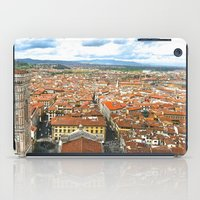 florence iPad Cases featuring Florence by NatalieBoBatalie