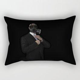 Apocalyptic Style Rectangular Pillow