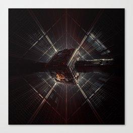 Electromagnetism Canvas Print