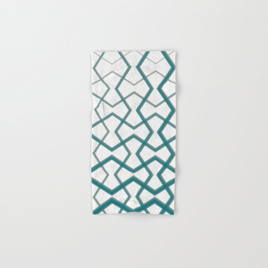 Biscay Bay Under Marble Tiles Hand & Bath Towel