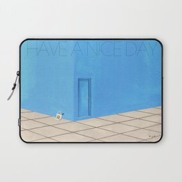 HAVE A NICE DAY_ver2 Laptop Sleeve