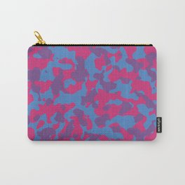 Trending Colors Girly Camouflage Carry-All Pouch
