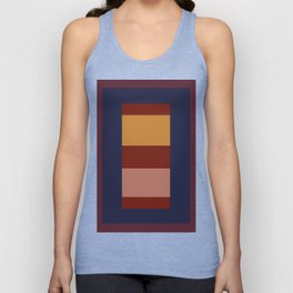 Rectangle layout Unisex Tank Top
