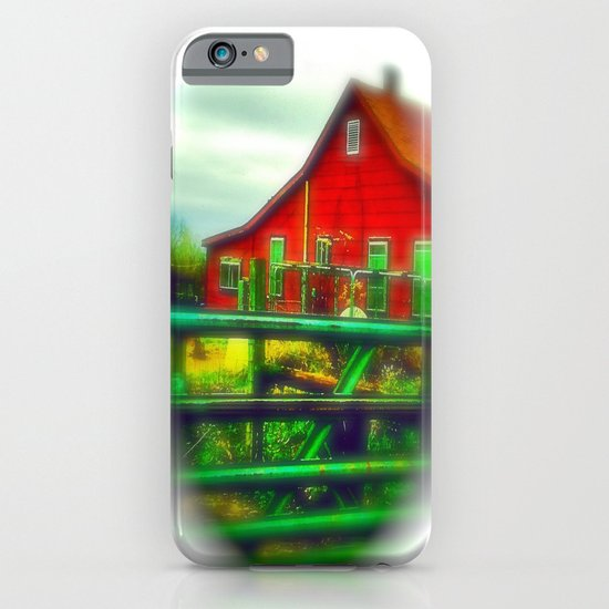Red House iPhone & iPod Case
