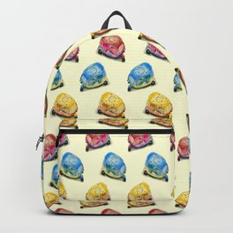Tuk Tuk Rainbow Backpack