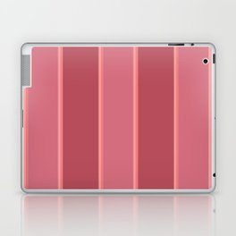 Pink lines Laptop & iPad Skin