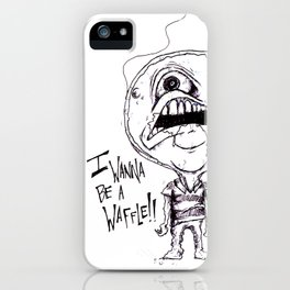 Manny iPhone Case