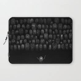 Fingerprint I Laptop Sleeve