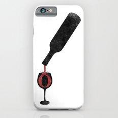 Wine-O (white) iPhone 6s Slim Case