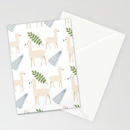 Lamas Stationery Cards