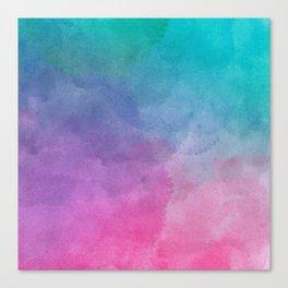 Watercolor Texture Canvas Print