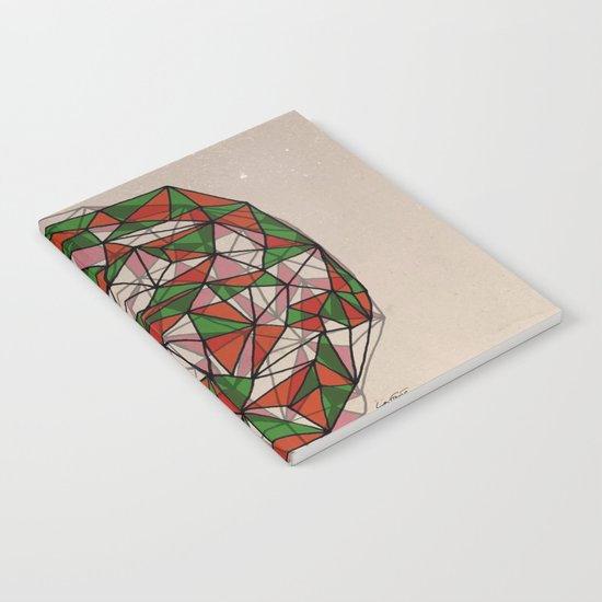 - red orange green - Notebook