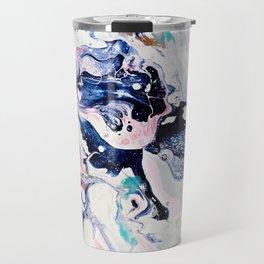 Paint Puddle #07 Travel Mug
