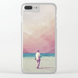 Someday maybe You will Understand Clear iPhone Case