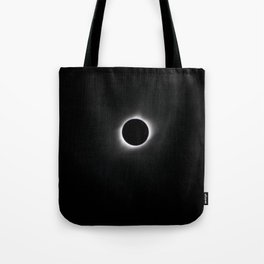 Total Solar Eclipse Corona Tote Bag
