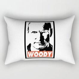 WOODY Rectangular Pillow