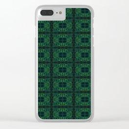 Liveable Transcendent Clear iPhone Case