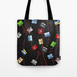 Dial 9 for an outside line. Tote Bag
