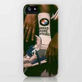 Goldfinger iPhone Case