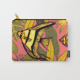Angel Fish #2 Carry-All Pouch