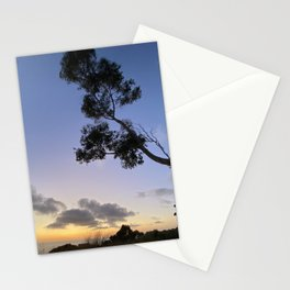 A La Jolla Sunset Stationery Cards