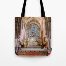 A Sacred Place Tote Bag