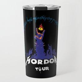 Metal Tour Travel Mug