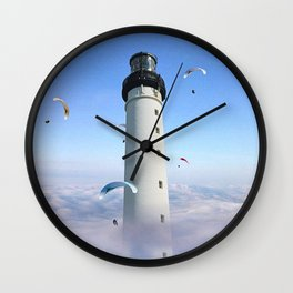 Networking Event Wall Clock