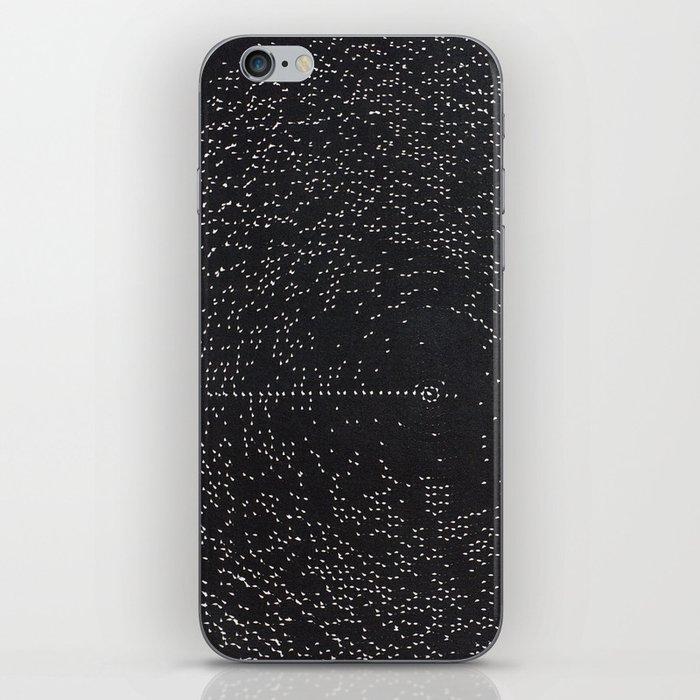 Laser Screen Printing - Cluster iPhone Skin