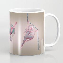Aerial acrobats Coffee Mug