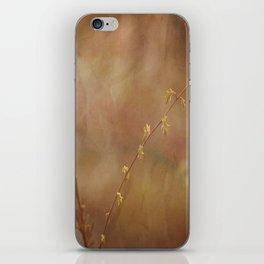 New Leaves iPhone Skin