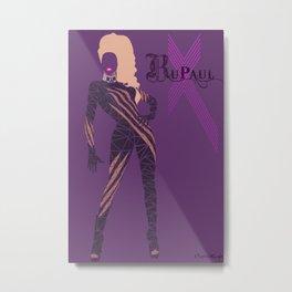 RuPaul Metal Print