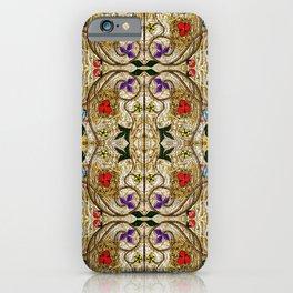 Medieval medley iPhone Case