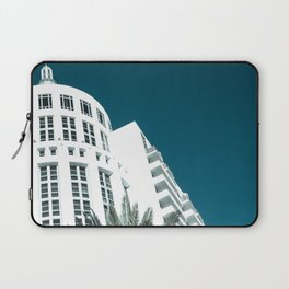 Art Deco Miami Beach #27 Laptop Sleeve