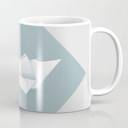 Origami swan Coffee Mug