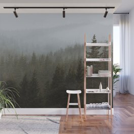 Snowy Forks Forest Wall Mural